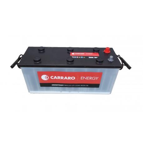 Batteria MAC120 120AH 800EN