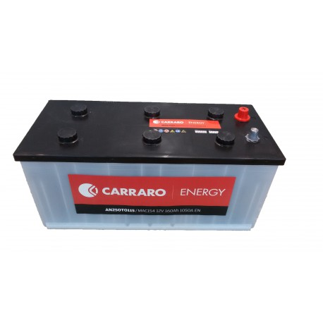 Batteria MAC154 160AH 1050EN