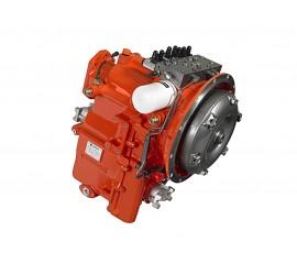 Carraro transmisssion with hydraulic filter