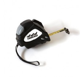 Self-locking tape measure