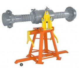 Barra stabilizzatrice (posizione 2 in foto)