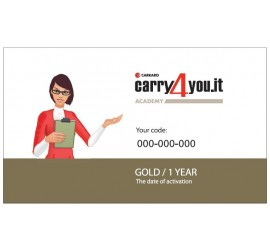 Gold Card Carry4you Academy
